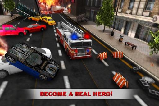 Sim Emergency Driver截图8