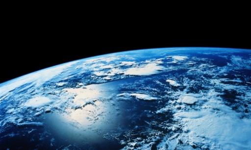 地球的外部结构