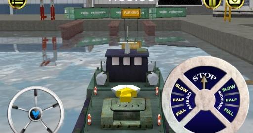 海军登陆艇模拟器截图4