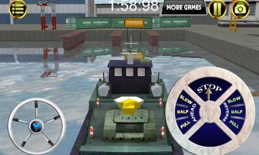 海军登陆艇模拟器截图6
