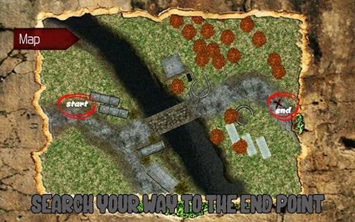 别动队 行动 战争截图2