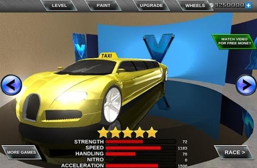 疯狂轿车3D城市驾驶截图2