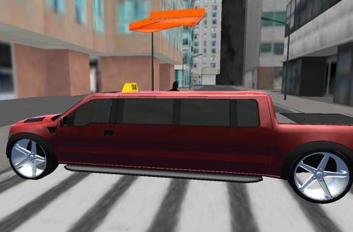 疯狂轿车3D城市驾驶截图7