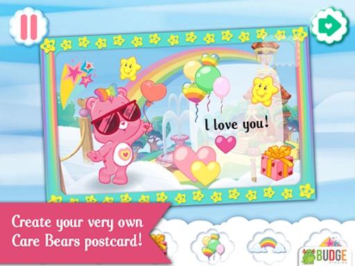爱心熊(Care Bears)- 创作与分享!