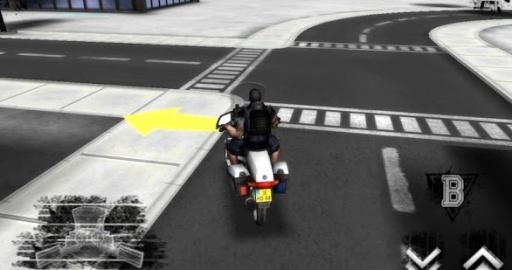 逍遥骑士3D城市自行车道截图0
