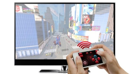 Gameloft Pad for LG TV截图1
