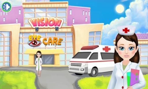 眼科医生女生游戏
