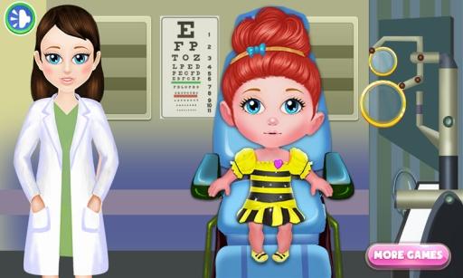 眼科医生女生游戏截图4