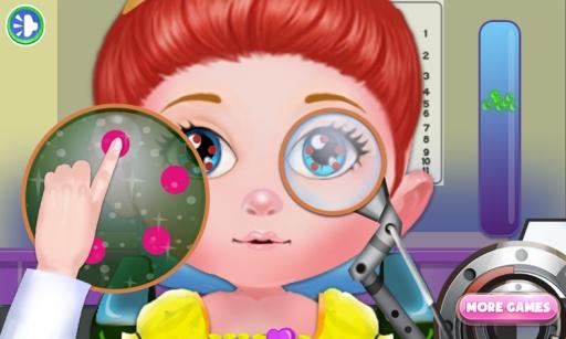 眼科医生女生游戏截图5