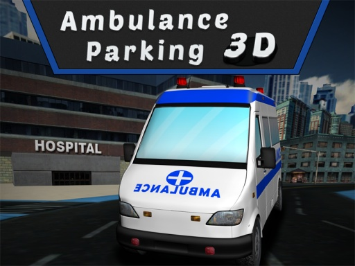 救护车3D停车游戏