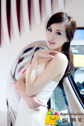 车模少女Models