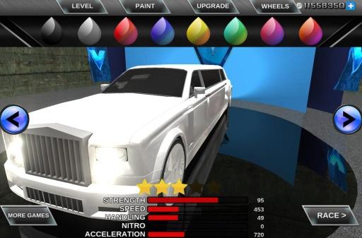 轿车驾驶模拟器3D截图2