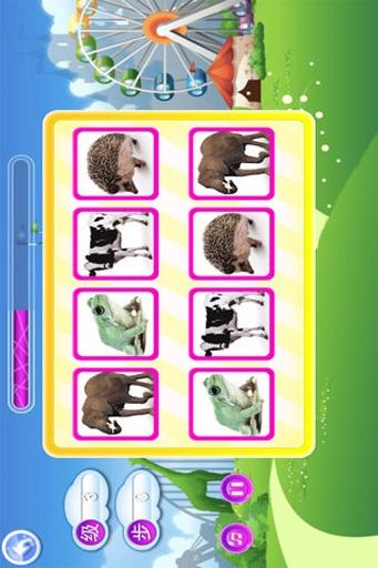 儿童认动物截图2