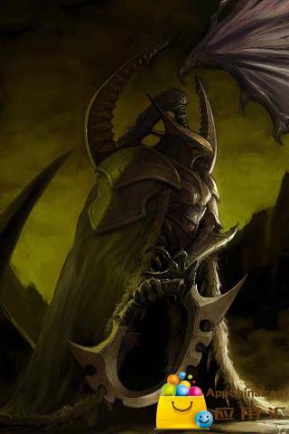 魔兽争霸之崭新的世界
