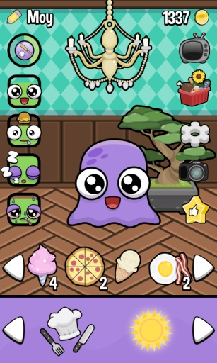 Moy 3 - Virtual Pet Game截图1