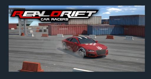 真正的漂移车赛车3D