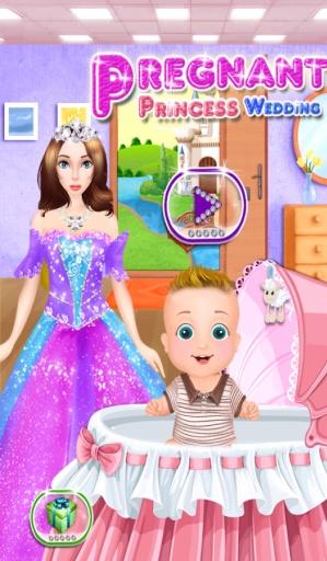 怀孕出生的公主游戏截图10