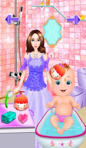 怀孕出生的公主游戏截图7