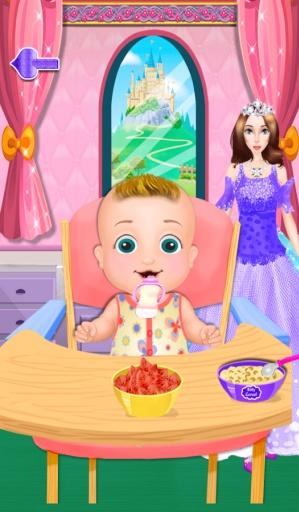 怀孕出生的公主游戏截图8