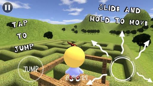 3D迷宫截图4