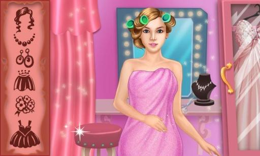 罗莎婚纱公主游戏截图8