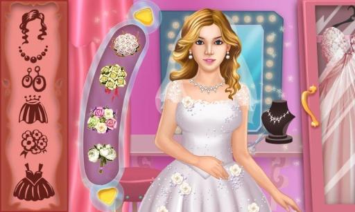 罗莎婚纱公主游戏截图9