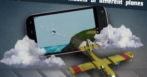 起飞自由飞行模拟器截图0