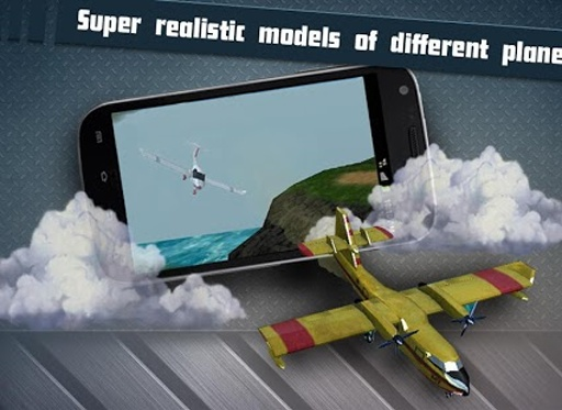 起飞自由飞行模拟器截图2