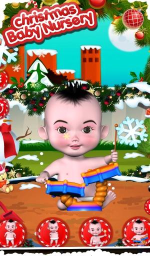 圣诞宝贝幼儿园好玩的游戏截图3