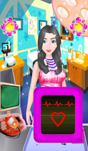 婴儿出生的公主游戏截图6