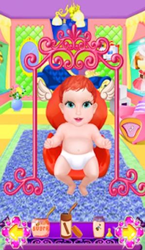 婴儿出生的公主游戏截图7