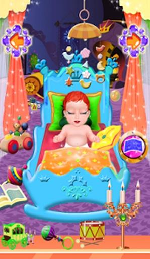 婴儿出生的公主游戏截图8