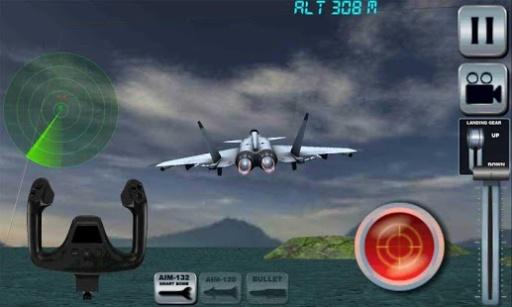 模拟器游戏,成为飞行员