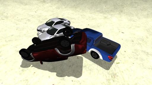 Car Clash GT Arena 3D FREE