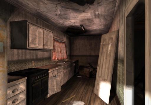 恐怖之屋 虚拟现实截图0