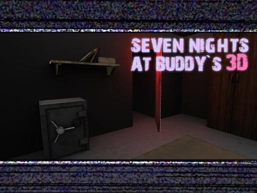 布迪玩偶的七夜 Seven Nights At Buddy's截图2