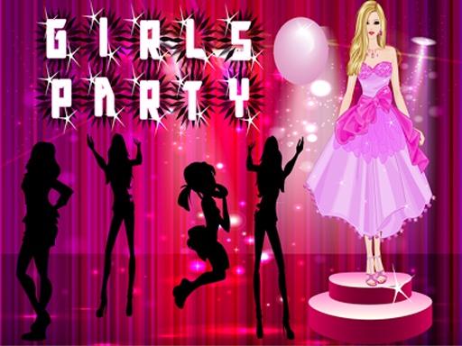 女孩派对装扮 - 化妆截图1