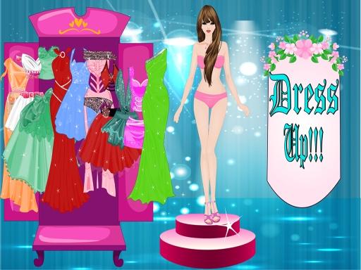 女孩派对装扮 - 化妆截图7
