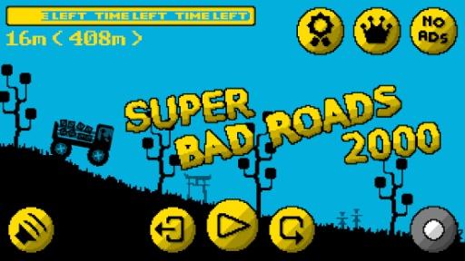 Super Bad Roads 2000截图0