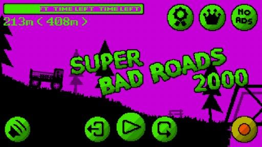 Super Bad Roads 2000截图8