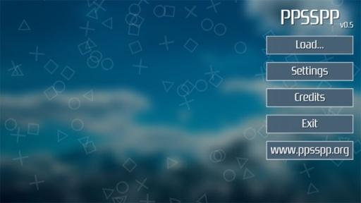 PSP模拟器 黄金版截图1
