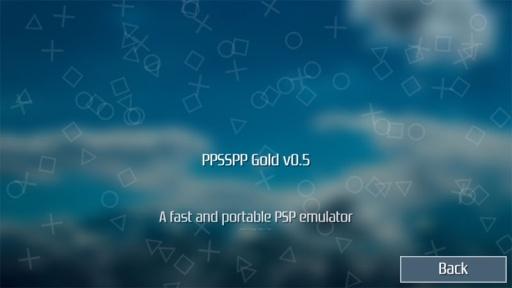 PSP模拟器 黄金版截图3