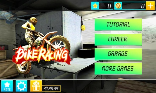 摩托竞技3D截图1