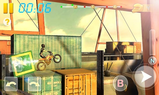 摩托竞技3D截图3