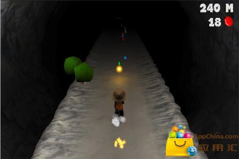 洞穴探险 3D截图1