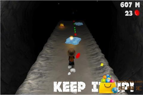 洞穴探险 3D截图2
