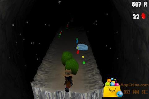 洞穴探险 3D截图3