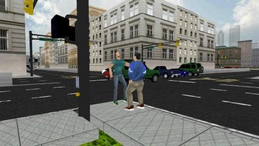 City Driving 3D : Traffic Roam截图0