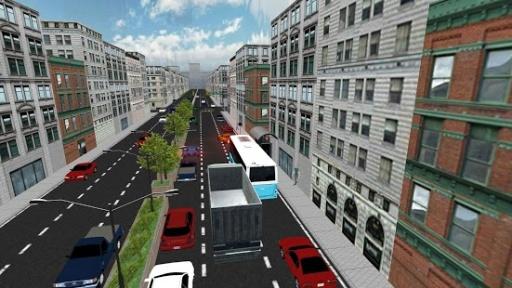 City Driving 3D : Traffic Roam截图1