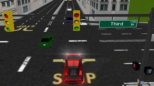 City Driving 3D : Traffic Roam截图10